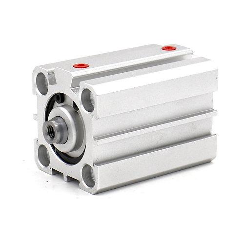 Heschen Kompakte dünne Luft Zylinder SDA 25X30 25mm Bohrung 30mm Hub M5 Port