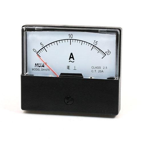 Amplificatore analogico del calibro del misuratore del pannello dell'ago di ampè