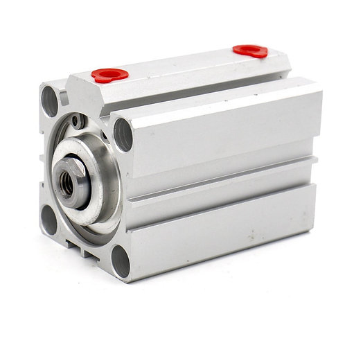 Heschen Compact Thin Air Cylinder SDA 40x45 40mm Bore 45mm Stroke PT1/8 port