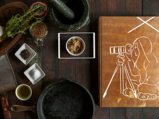 5 claves de la fotografía gastronómica