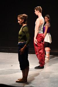 Crackerjack dress rehearsal