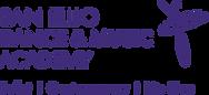 SAN ELIJO DANCE and MUSIC ACADEMY logo