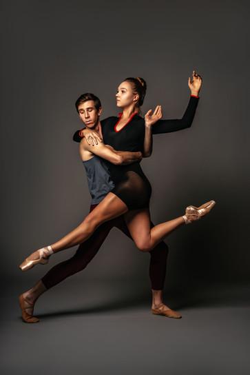 the rosin box project, dance photographer, carly topazio photography, pas de deux, contemporary ballet, best san diego dance photography, ballerina photo