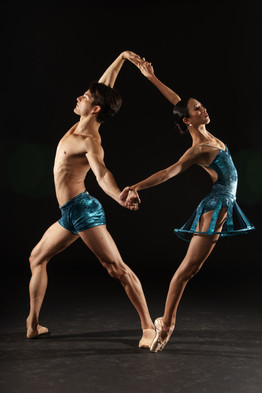 San Diego dance photographer for City Ballet of San Diego, Carly Topazio Photography