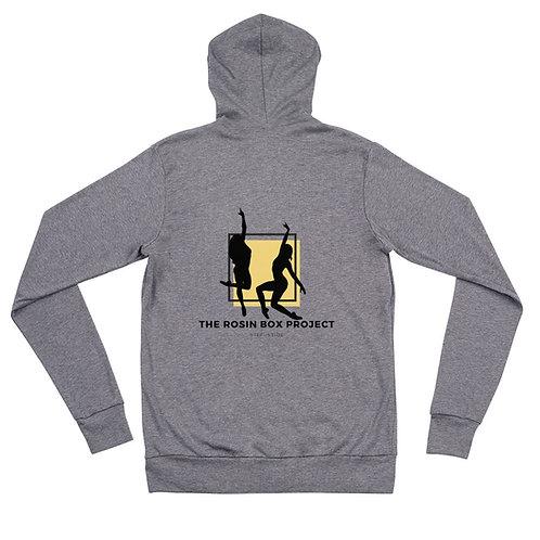Unisex TRBP T-shirt Zip Hoodie