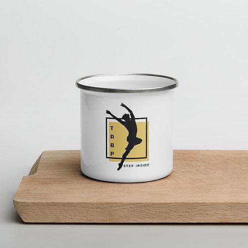 Dance-Camping Enamel Mug