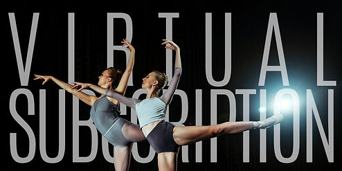 TRBP virtual subscription, dancers, San Diego dancers, contemporary ballet