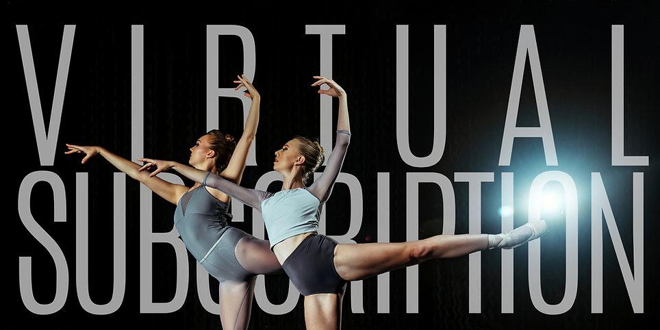 TRBP virtual subscription, dancers, San Diego dancers, contemporary ballet