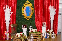 Snow White Theme 1st Birthday