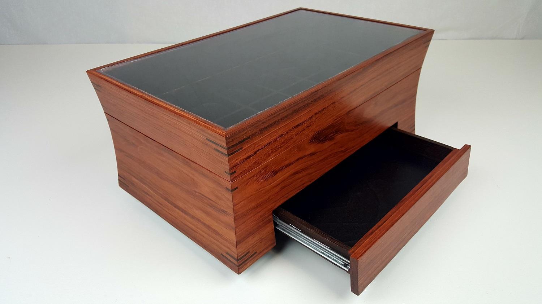 Jewelry Box - Watch Display