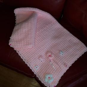 Roze doek