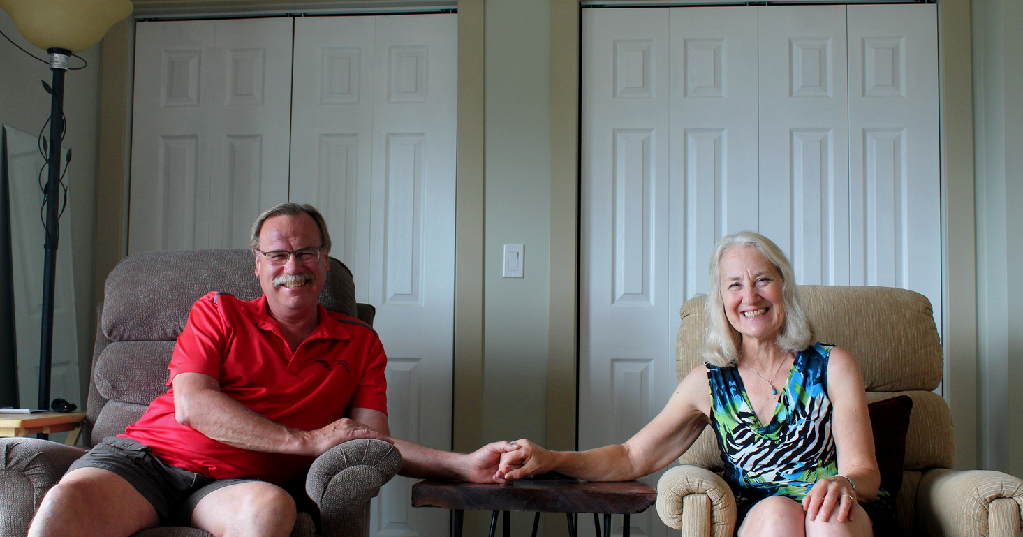 Murray and Valerie Wood - Co-Owners, Peachland Eagles Nest B&B