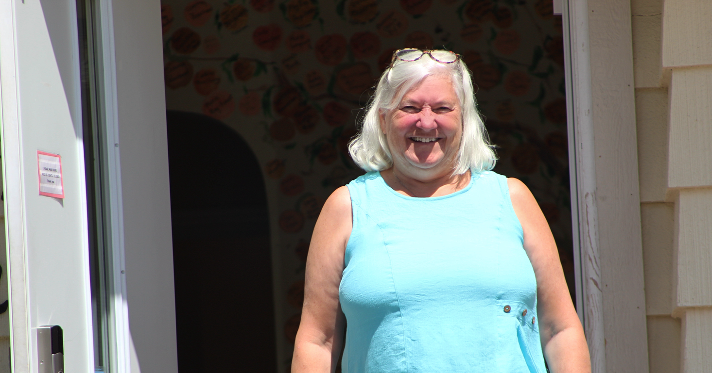 Christina MacMaster - Executive Coordinator, Peachland Wellness Centre