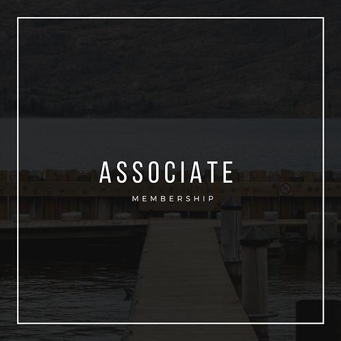 MEMBERSHIP - (Associate Member)