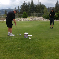 The exciting putting challenge
