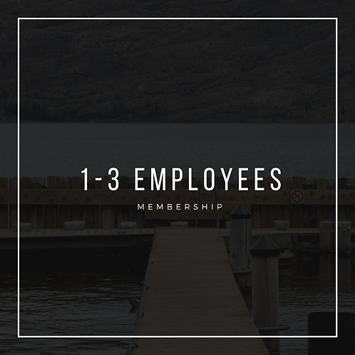 MEMBERSHIP (1-3 Employees)