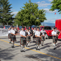 Canada Day - playin pipes!
