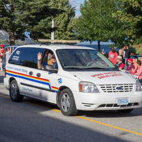 Canada Day Hello from the Peachland Community Police