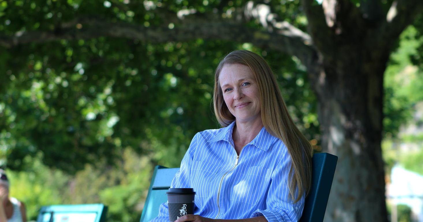 Kristen Friesen - Editor/Publisher, The Peachland Phoenix