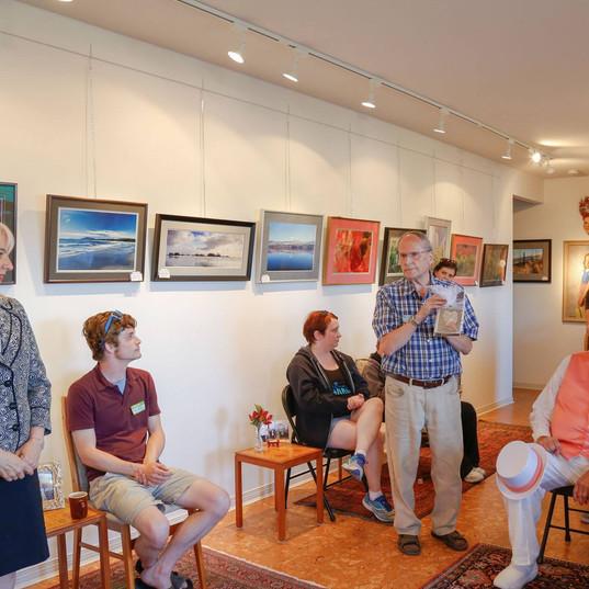 May Business Made Social - AD LIB Gallery