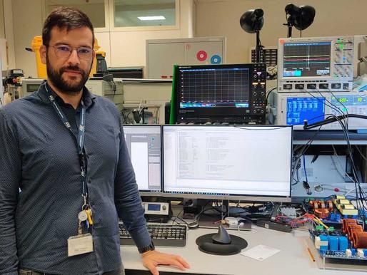 Caricabatterie al carburo di silicio, giovane ricercatore Unict vince EPE Award