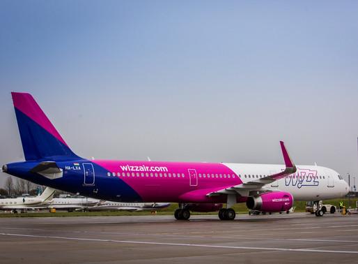 Wizz Air, nuovi voli da Milano Malpensa su Palermo e Catania