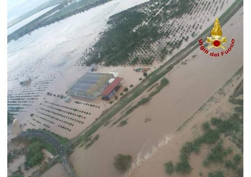 Alluvione 2018, la Regione stanzia 4,5 mln per i danni a privati e imprese. Ecco i beneficiari