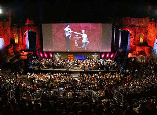 Cinema, Taormina FilmFest: the 66th edition from 11 to 19 July