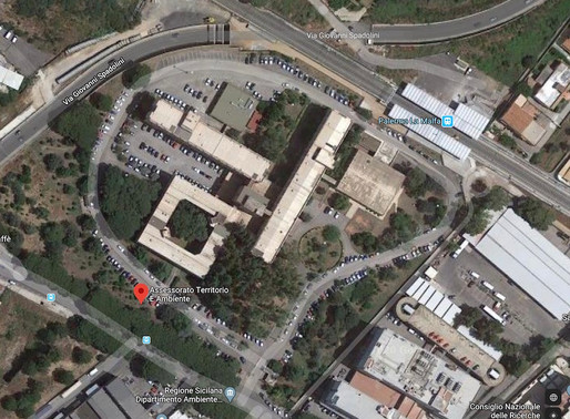 Palermo, agreement for regional office center in via La Malfa, now the call for design