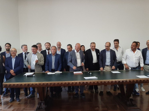 «Sicilian productive districts will be protagonists in the 2021-2027 programming»