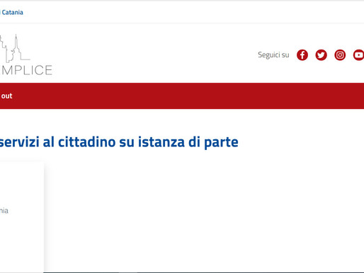 """Catania Semplice"", more online services for citizens"
