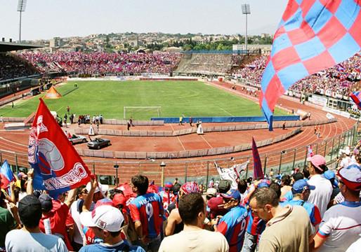 "Soccer, Calcio Catania, Sigi is the new owner of the ""rossazzurro"" club"