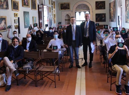 Palermo, cybersecurity talents awarded the winners of the CyberChallenge.EN 2020