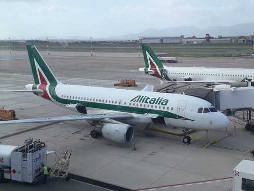 Alitalia, from 1 July, flights between Sicily and Milan increase