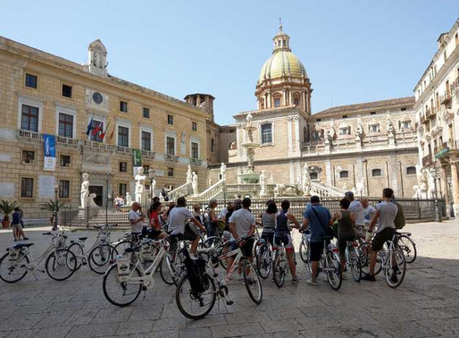 Palermo, 13,5 km of new cycle paths by next December