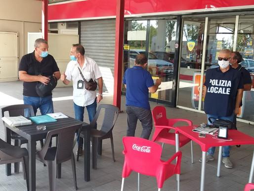 Coronavirus, a Catania chiusi 5 esercizi commerciali perché non rispettavano prescrizioni