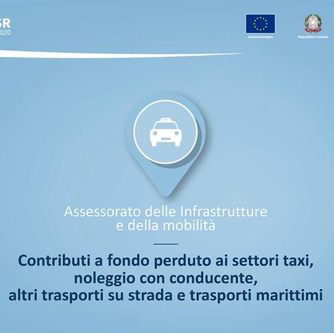Piano Covid, ecco contributi e scadenze per tassisti, ncc e veicoli a trazione animale