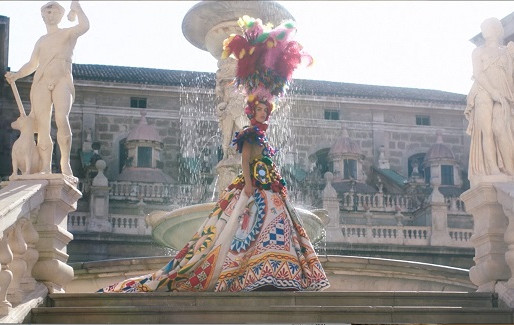 """Region and Dolce&Gabbana, the film """"Devotion"""" to promote Sicily with  cinema outdoor"""