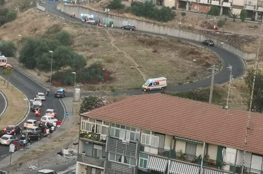 Far West in Catania, shooting in Librino: 2 dead and 4 wounded