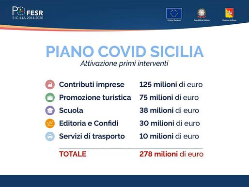 Piano Covid, ecco tutte le misure previste e i fondi disponibili