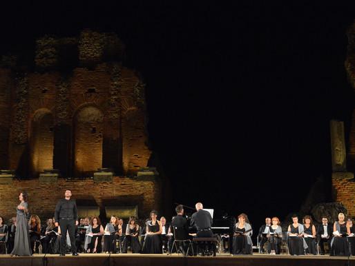 Taormina, il 31 agosto l'Aida di Giuseppe Verdi in scena al Teatro Antico
