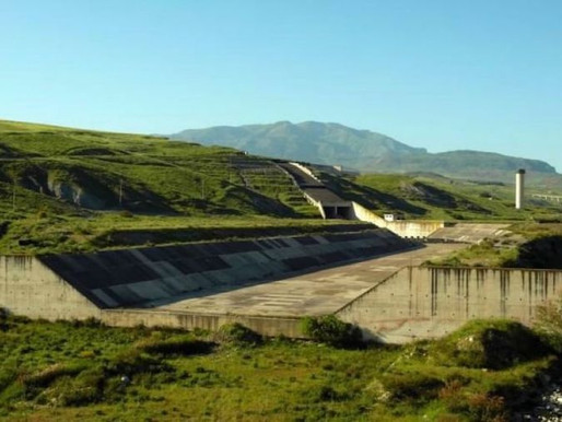 Farming, Region commissioned the planning for Pietrarossa dam