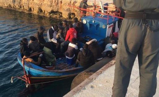 Trafficanti di uomini, 14 uomini stranieri fermati dalla polizia di Palermo