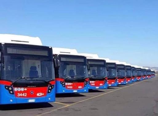 Catania, primo giorno di scuola con sciopero degli autobus urbani dell'Amt
