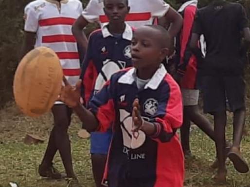 Fair Play Rwanda, Federazione Rugby e Cus Catania donano kit e palloni a 400 ragazzi africani