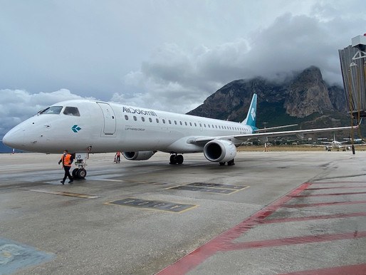 Palermo-Florence, new flights with Air Dolomiti until 23 October