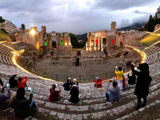 """Taormina, the councillor Samonà: """"For the Ancient Theatre we plan events of quality"""""""