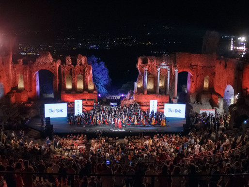 Taormina, the tenth edition of Taobuk literary Festival in October on the theme of enthusiasm