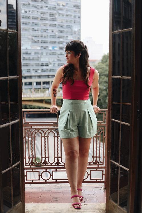 Shorts Caminhos Verde