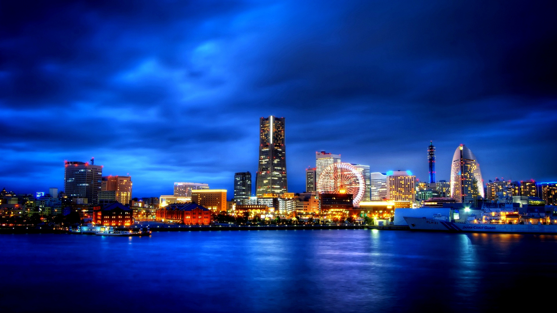 city_ocean_landscape_night_blue_sky_travel_world_hd_wallpaper_1920x1080